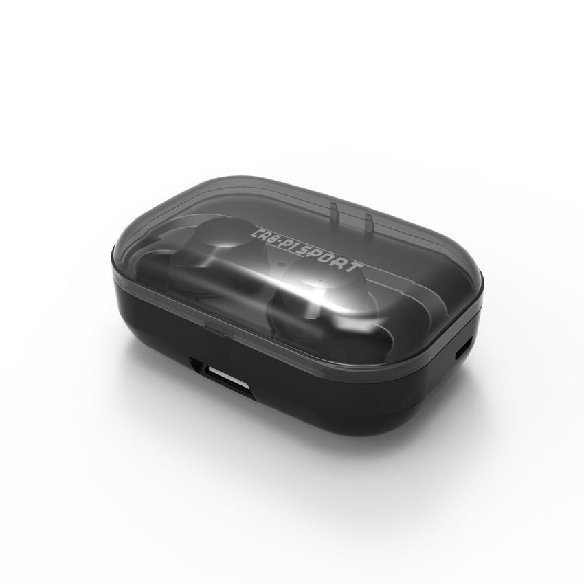 Buy Cre8 Sounds - CR8-P1 Sport Wireless Earbuds (PREMIUM SERIES) Dustproof Waterproof Tactical Trading in Pakistan.