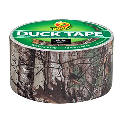 Duck Realtree Xtra Camo Duct Tape, 1.88 '' x 10 Yards